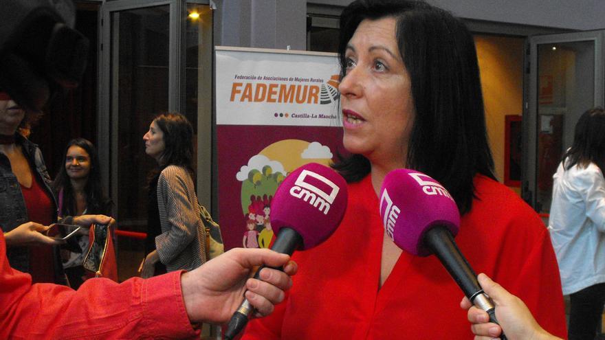Elisa Fernández, presidenta de FADEMUR Castilla-La Mancha