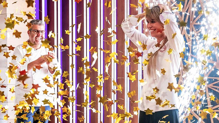 Raquel Meroño gana 'MasterChef Celebrity 5'.png