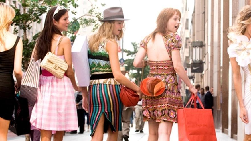 Fotograma de la película 'Sexo en Nueva York'