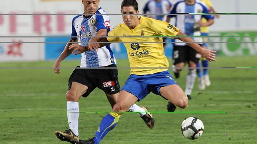 Del UD Las Palmas-Hércules #1