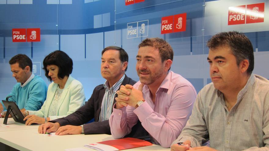 """Roberto Jiménez dice que el PSN es """"clave"""" para construir """"una alternativa social de progreso"""" en Navarra"""