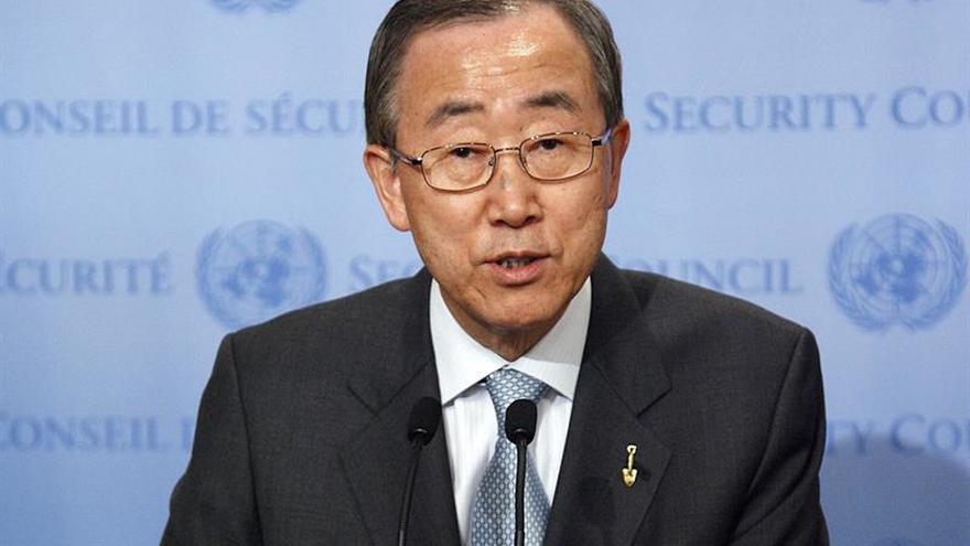 Ban Ki-moon condena los ataques terroristas en Estambul