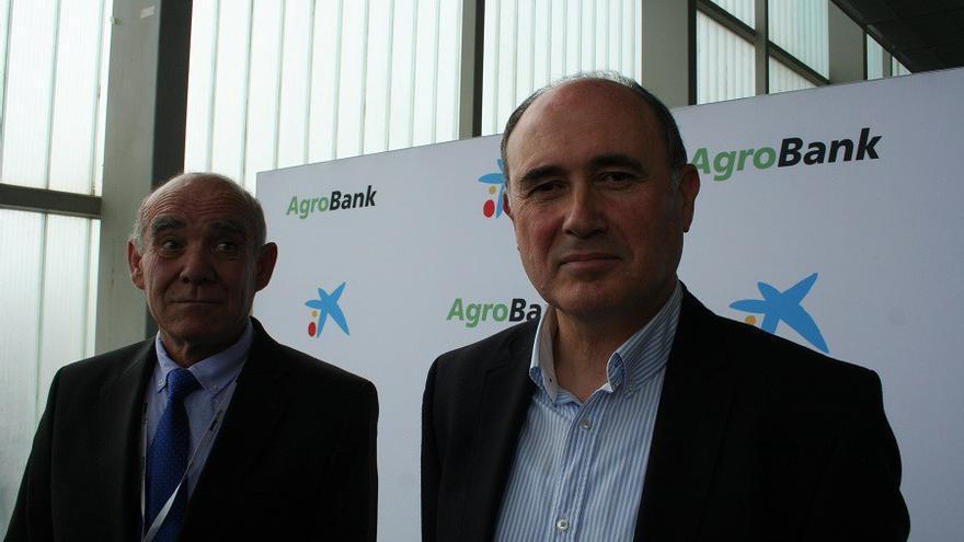 Apertura de la jornada AgroBank agua