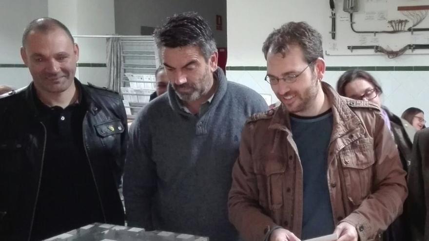 """Valero (IU), convencido de que """"nos va a ir muy bien"""" en estas elecciones y dice que Andalucía """"se juega mucho"""""""