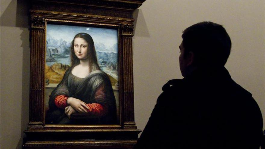 Peio H.Riaño investiga el mundo que rodea el mito de La Gioconda del Prado