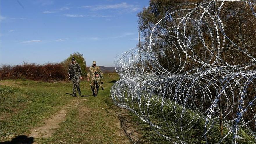 Croacia protesta a Eslovenia por la instalación de una valla en frontera