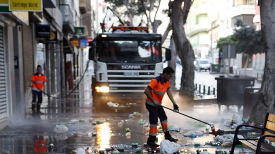 De la limpieza de residuos #11