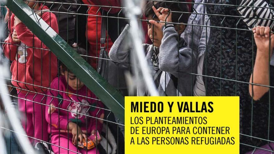 Amnistía Internacional ha lanzado una campaña de apoyo a los refugiados.