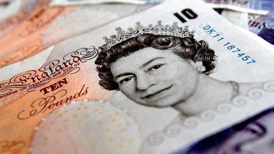 La libra sube a máximos de siete meses ante la perspectiva de un acuerdo