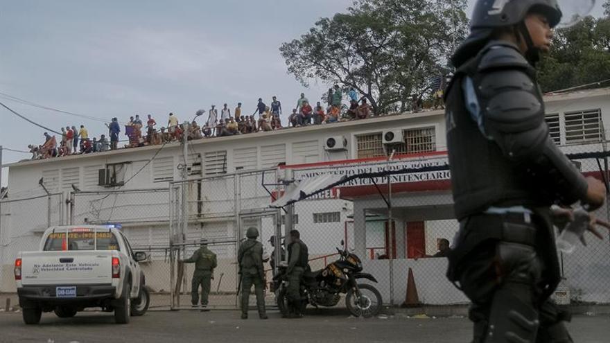 La Iglesia venezolana insta a las autoridades a cumplir con los derechos de los presos