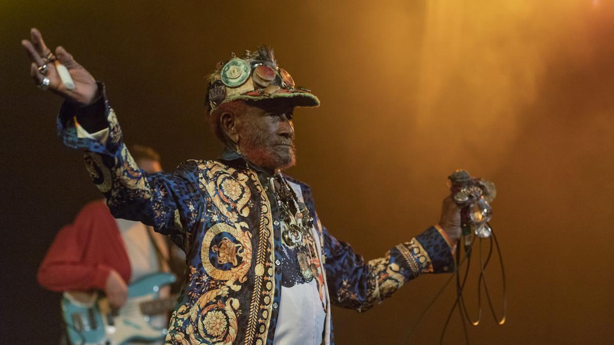 Lee Perry murió a los 85 años en Jamaica