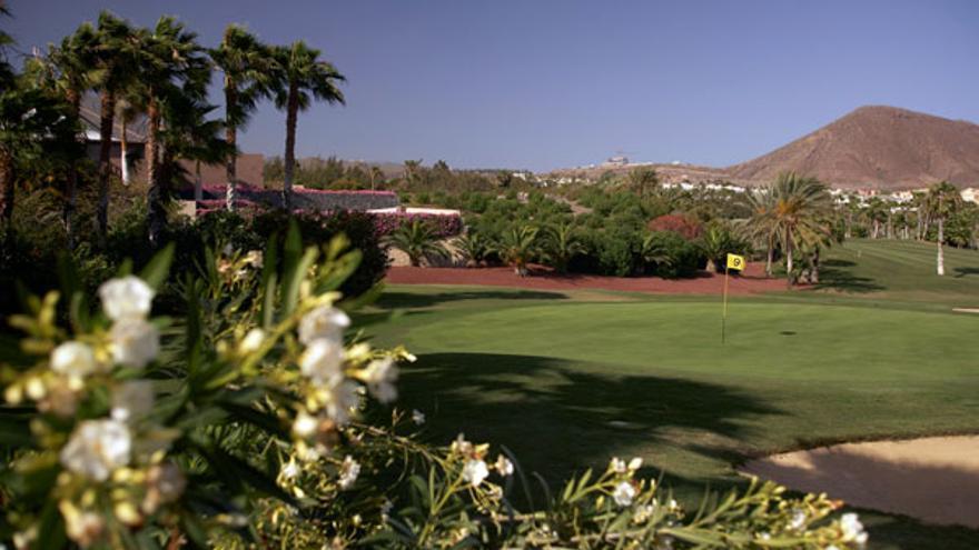Campo donde se celebrará el torneo de Spring Hoteles / Golf Las Américas