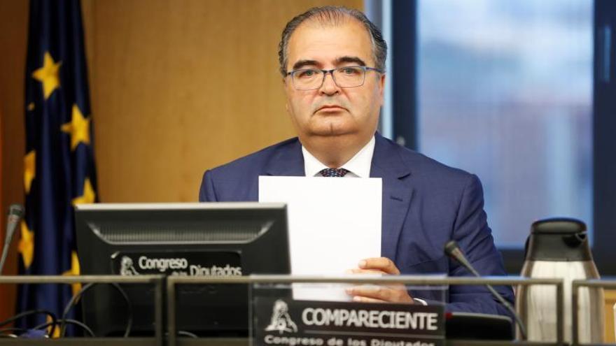 El expresidente del Banco Popular Ángel Ron.