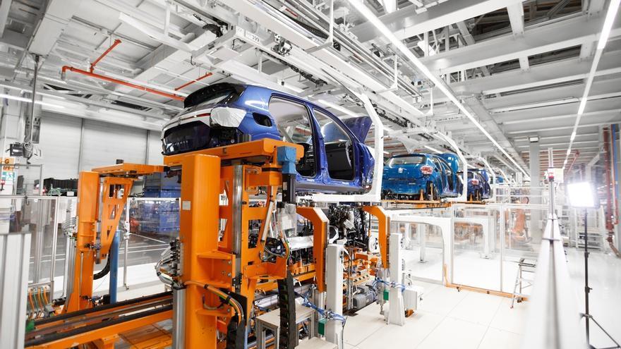 """Volkswagen Navarra presentará un nuevo ERTE """"por causas organizativas y productivas"""" que finalizará en diciembre"""