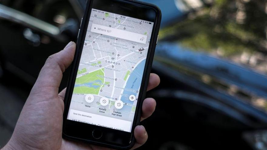 Más de 400.000 ciudadanos piden que se renueve la licencia a Uber en Londres