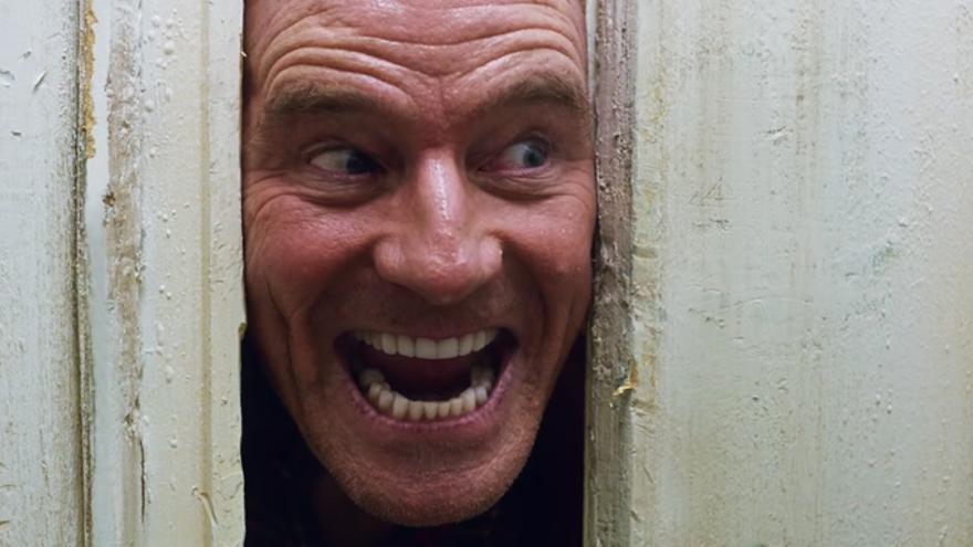 """Bryan Cranston, """"poseído"""" por Jack Nicholson en un spot de la Superbowl"""
