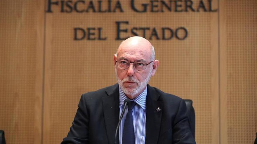Ingresado en Buenos Aires por una infección el Fiscal General del Estado