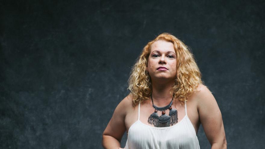 Symmy Larrat, presidenta de la Associação Brasileira de Lésbicas, Gays, Bissexuais, Travestis e Transexuais