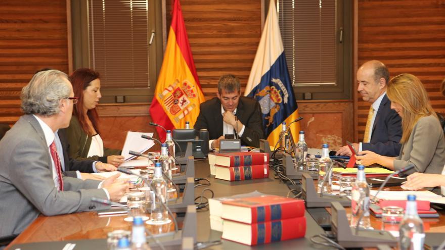 Consejo de Gobierno (Alejandro Ramos)
