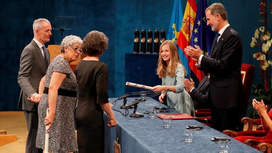 El jurado falla el Premio Princesa de Asturias de Investigación