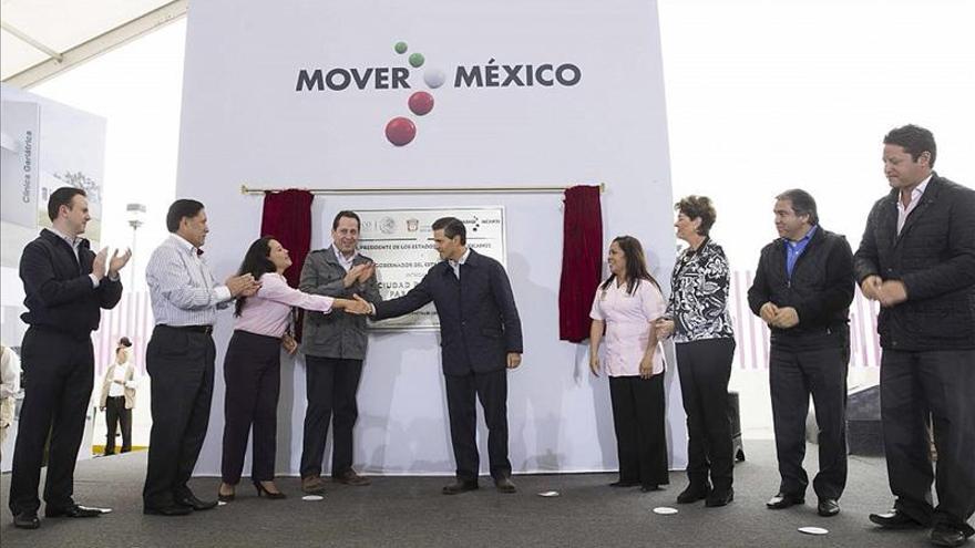 """Peña Nieto dice que su esposa responderá a """"falsedades"""" sobre lujosa mansión"""