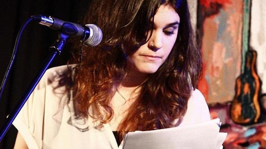 La poetisa Elvira Sastre, invitada a la segunda edición del Festival Índice