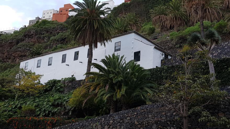 La Quinta Verde, en Santa Cruz de La Palma.