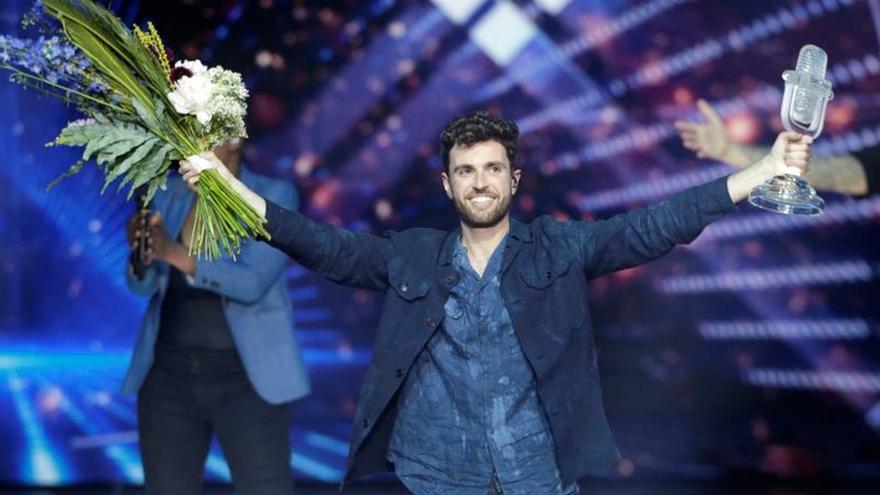 Duncan Laurence se lanzará a una carrera internacional tras ganar Eurovisión