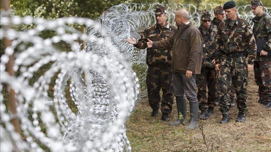 Sube el apoyo al Gobierno húngaro por su dura política hacia los refugiados