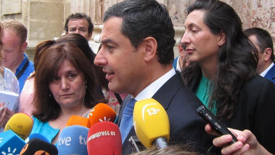 """Moreno se pregunta si Díaz será """"capaz de sacar adelante"""" la legislatura dejando atrás la """"soberbia"""""""