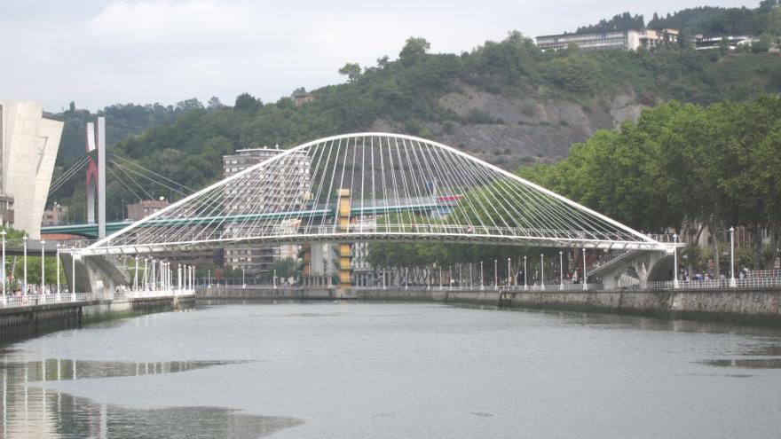 Proyecciones en la ría de Bilbao conmemoran el Año internacional de la cooperación en la esfera del agua