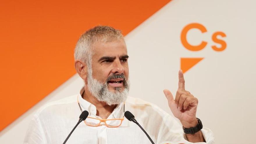 """Cs: """"El Parlament sigue degradado y amordazado un año después del golpe a la democracia"""""""