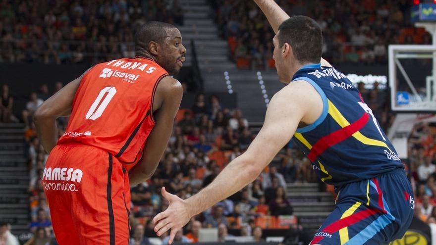 València Basket es presentarà davant de la seua afició contra el Morabanc Andorra.
