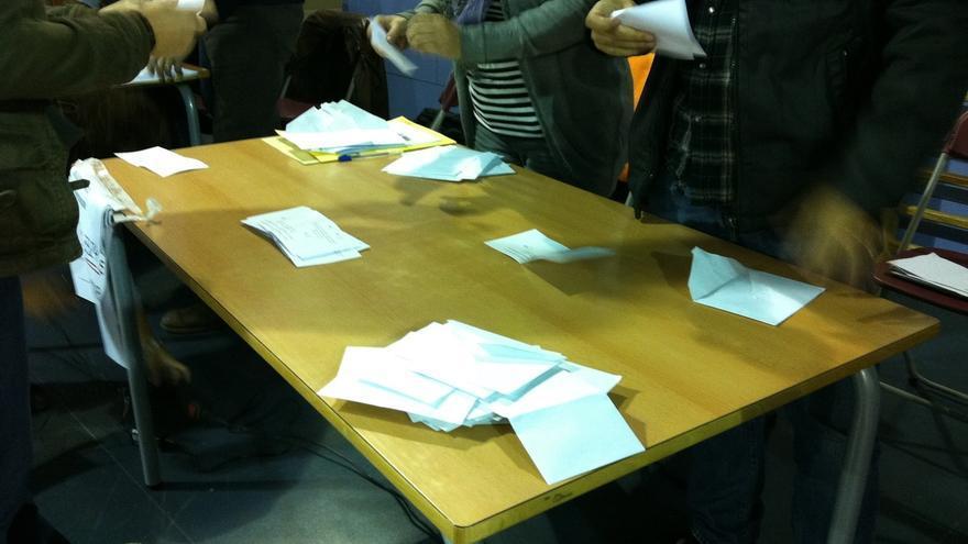 Con el 100% de mesas escrutadas, el 80,76% ha votado 'sí-sí'