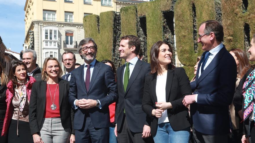 'Génova' quita hierro a que PP vasco quiera marcar perfil propio pero debe ser dentro de un discurso nacional coherente