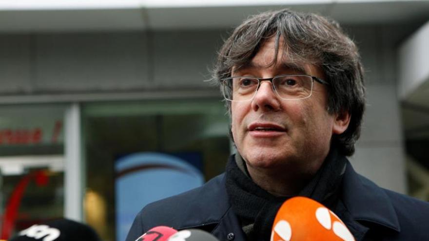 Fiscalía belga espera traducción de euroorden de Puigdemont la próxima semana