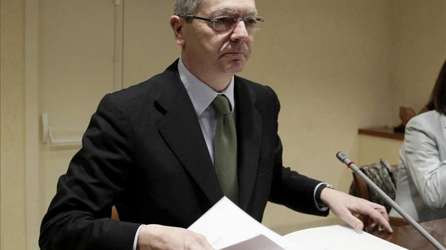Gallardón ve preocupante que la decisión de un juez pueda verse condicionada