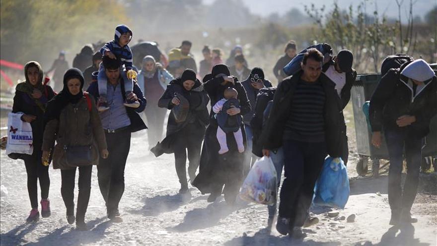 Suecia pretende expulsar a entre 60.000 y 80.000 solicitantes de asilo