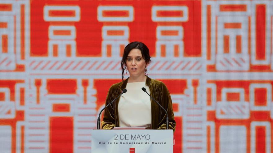 El PSOE denuncia a Ayuso ante la Junta Electoral por el uso partidista del 2 de mayo