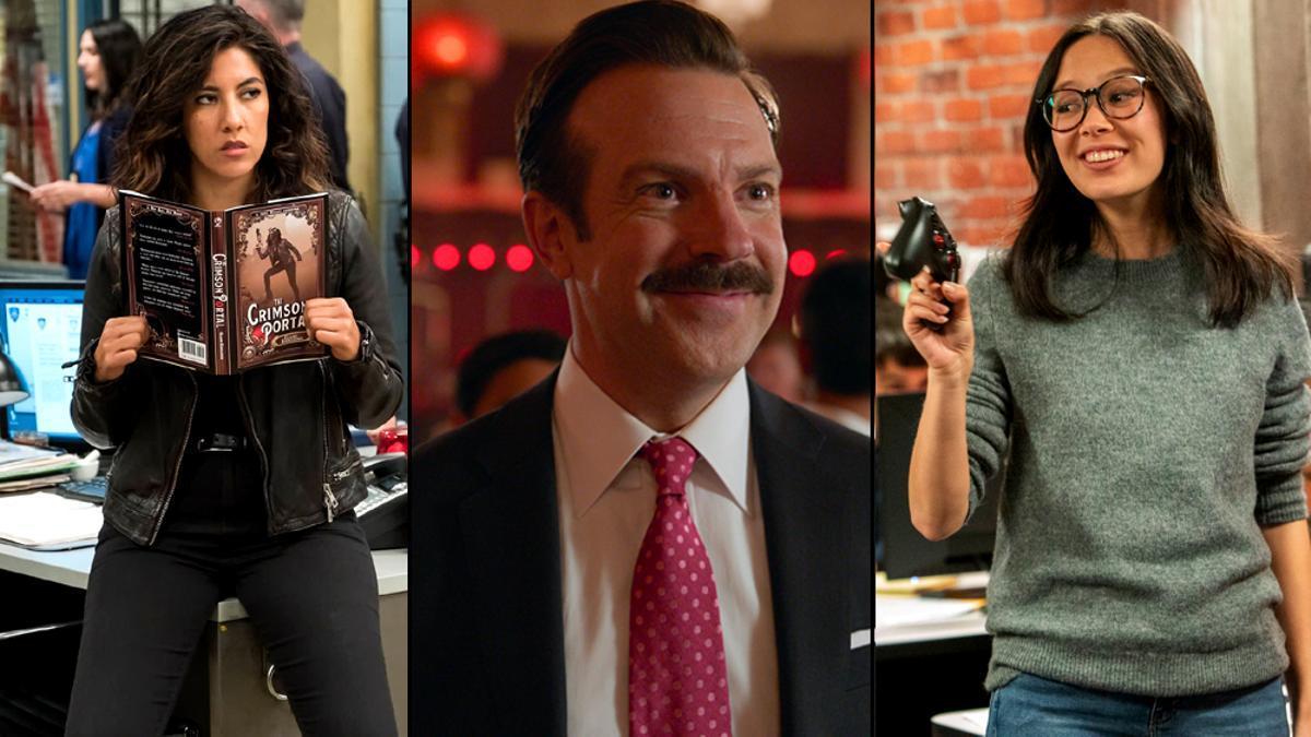 'Brooklyn Nine-Nine', 'Ted Lasso' y 'Mythic Quest'