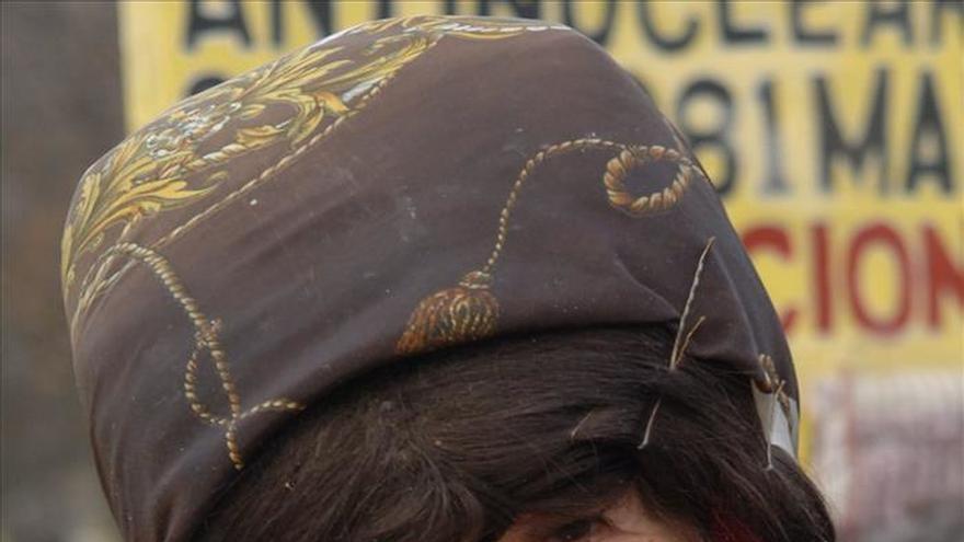 Muere Conchita Picciotto, la española que protestó 35 años ante la Casa Blanca