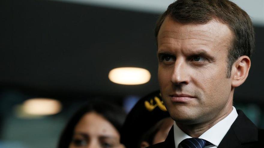 Casi cuatro de cada diez franceses está decepcionado con Macron