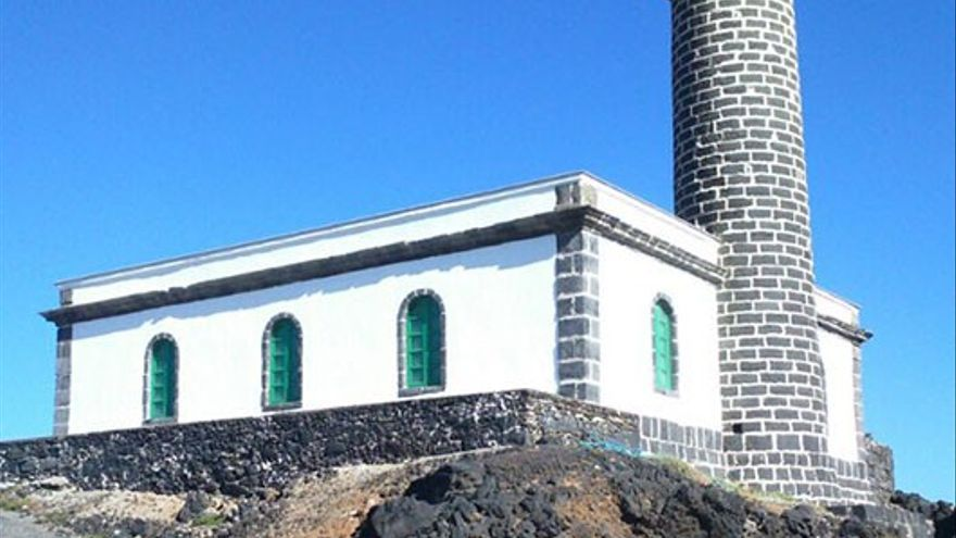 Faro de Alegranza (DIARIO DE LANZAROTE)
