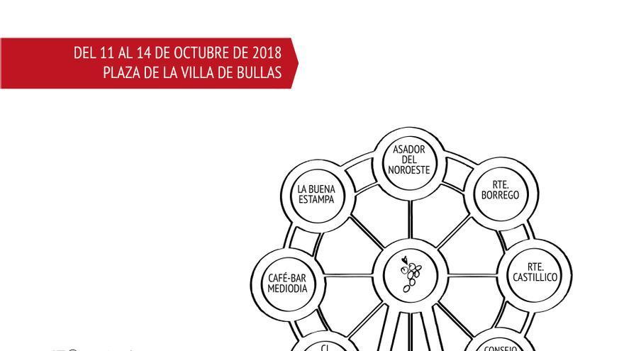 Bullas celebra la XV Feria de la Tapa