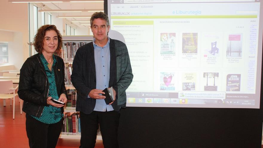 """La Biblioteca Digital de Euskadi abre su catálogo en préstamo y pretende ser """"alternativa a la piratería"""""""