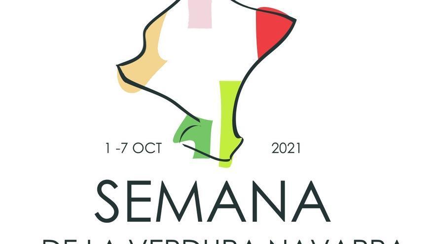 Logo de la I Semana de las Verduras de Invierno