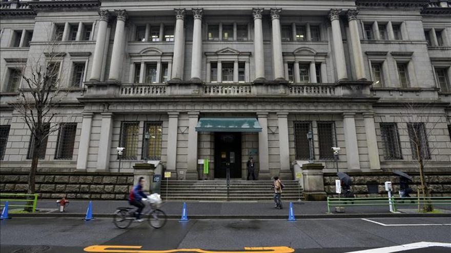 """El Banco de Japón anuncia que la economía nipona """"ha empezado a recuperarse"""""""