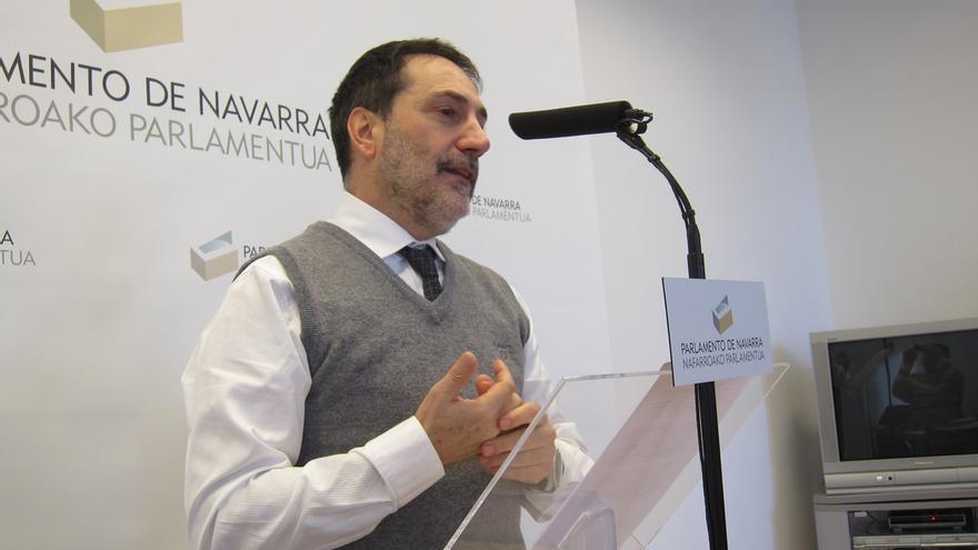 """Robleda no repetirá como presidente Comptos y se muestra """"muy orgulloso"""" del trabajo realizado durante su mandato"""
