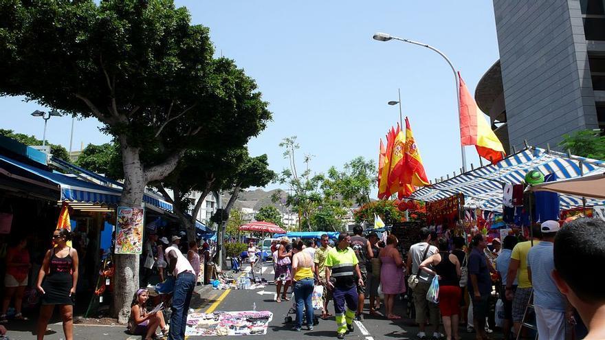 Santa Cruz de Tenerife pide la reapertura del Rastro, cerrado desde hace 10 meses