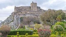 Marvão tiene uno de los castillos mejor conservados del Alentejo.